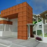 Condomínio localizado na Rua Goiás, nº 330