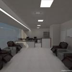 Salão de quimioterapia